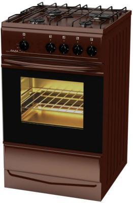 Газовая плита PR 14.120-04.1 коричневый