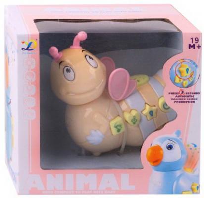 Купить Интерактивная игрушка Наша Игрушка Пчелка от 3 лет, разноцветный, пластик, унисекс, Игрушки со звуком