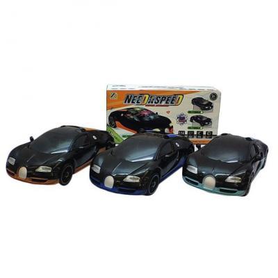 Автомобиль Наша Игрушка Машина черный YQ005-1