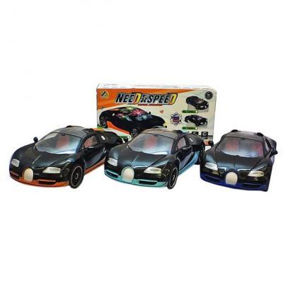Автомобиль Наша Игрушка Машина черный YQ005-3
