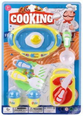 Игровой набор Наша Игрушка Кухонная посуда посуда кухонная