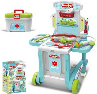 Игровой набор Наша Игрушка Доктор 14 предметов игровой набор наша игрушка сумочка стилиста 11 предметов
