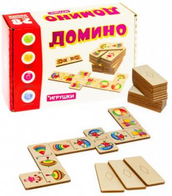 Настольная игра Анданте домино Игрушки greatness