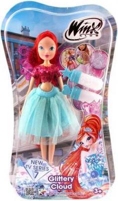 Купить Кукла Winx Мерцающее облако, Блум IW01471701, пластик, текстиль, Любимые герои