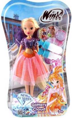 Купить Кукла Winx Мерцающее облако, Стелла IW01471703, пластик, текстиль, Любимые герои