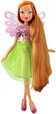 Купить Кукла Winx Мерцающее облако, Флора IW01471702, пластик, текстиль, Любимые герои