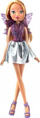 Кукла Winx Рок-н-ролл, Флора IW01591802 winx club кукла winx club рок н ролл лейла