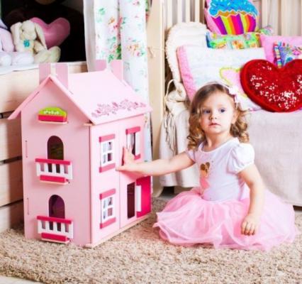 Кукольный домик Paremo Милана 15 предметов дом для кукол paremo милана