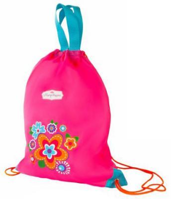 Мешок-рюкзак Mary Poppins Цветы розовый 530037