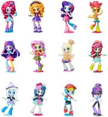 Кукла HASBRO Equestria Girls 12 см В ассортименте игровой набор hasbro мини кукол mlp equestria girls пижамная вечеринка