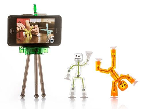 Фото - Набор фигурок STIKBOT Студия stikbot анимационная студия pro