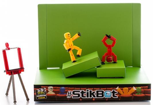 Фото - Игрушка Stikbot Анимационная студия со сценой stikbot анимационная студия pro