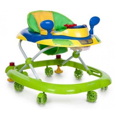 Ходунки Baby Care Prix (green 18) ходунки baby care pilot white 18