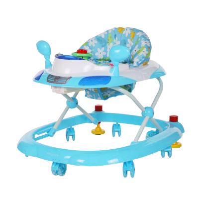 Ходунки Baby Care Prix (blue 18) ходунки happy baby smiley цвет yellow