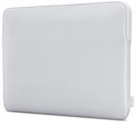 """все цены на Чехол Incase Slim Sleeve in Honeycomb Ripstop для MacBook 12"""". Материал полиэстер. Цвет серебряный. онлайн"""
