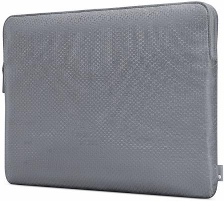 "все цены на Чехол Incase Slim Sleeve in Honeycomb Ripstop для MacBook 12"". Материал полиэстер. Цвет серый космос. онлайн"