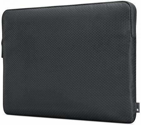 Чехол Incase Slim Sleeve in Honeycomb Ripstop для MacBook Air 13 чёрный INMB100388-BLK 2 in 1 fluted sleeve striped dress