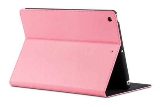 Чехол-книжка dbramante1928 Tokyo для iPad 2017/2018. Материал кожа\\пластик. Цвет розовый. чехол конверт dbramante1928 paris для ноутбука macbook air 13 материал кожа цвет розовый