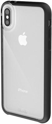 Чехол Olloclip Slim Case для iPhone X совместим со всеми линзами или системами olloclip-ready. Материал пластик. Цвет черный. аксессуар объектив olloclip super wide для iphone 7 8