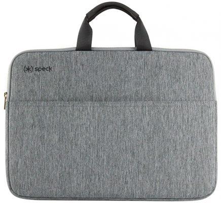 Чехол для ноутбука 13 Speck Haversack Universal Sleeve нейлон серый 112441-7445 аксессуар чехол macbook pro 13 speck seethru pink spk a2729