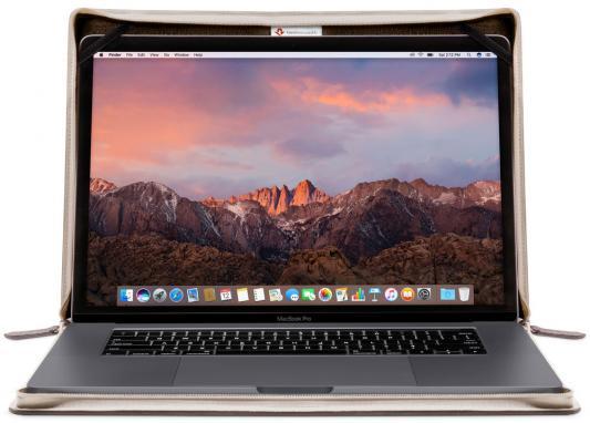 Чехол-книга в твердом переплете Twelve South BookBook Vol 2 для MacBook Pro 15 USB-C, цвет коричневый. Материал натуральная кожа. iggulden c darien twelve families