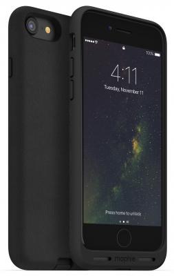 Накладка Mophie Charge Force для iPhone 7 iPhone 8 чёрный 4019 чехол mophie juice pack air