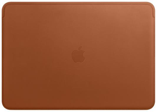 Кожаный чехол Apple для MacBook Pro 15 дюймов, золотисто-коричневый цвет рукава однотонный настоящая кожа для macbook pro 15 дюймов macbook air 13 дюймов macbook pro 13 дюймов