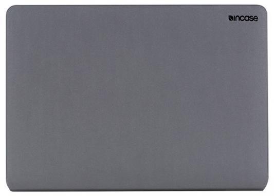Чехол-накладка для ноутбука Apple MacBook Pro 13 Thunderbolt 3 (USB-C). Материал полиуретан. Цвет серый. переходник apple thunderbolt 3 usb c to thunderbolt mmel2zm a