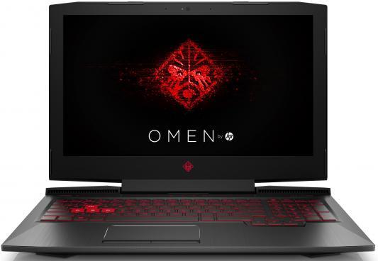 Ноутбук HP Omen 15-ce072ur (4US30EA) ноутбук hp omen 17 w100ur 2300 мгц
