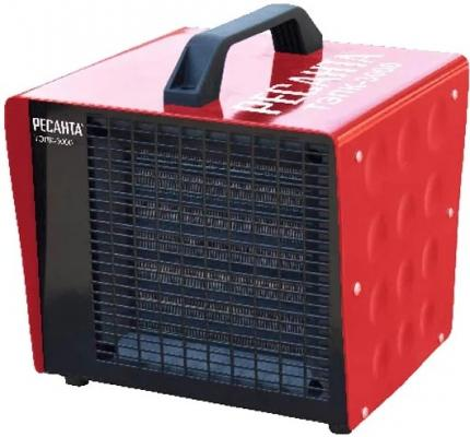 Ресанта ТЭПК-3000K [67/1/27] Тепловая электрическая пушка тепловая пушка газовая ресанта тгп 30000 33квт красный
