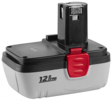 Аккумулятор для ЗУБР Ni-Cd для дрели-шуруповерта ЗДА-12-2-КИ(Н) аккумулятор для hammerflex ni cd acd141b acd142