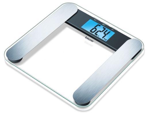 Картинка для Весы напольные Beurer BF220 прозрачный