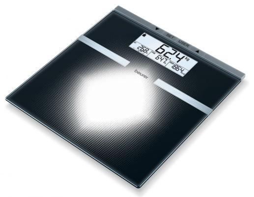 Картинка для Весы напольные Beurer BG21 чёрный