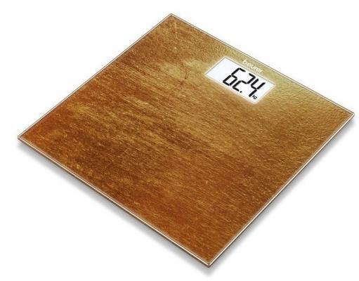 Картинка для Весы напольные Beurer GS203 Rust рисунок