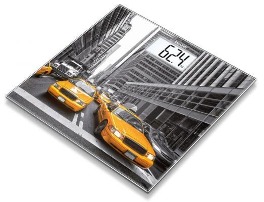 Картинка для Весы напольные Beurer GS203 New York рисунок