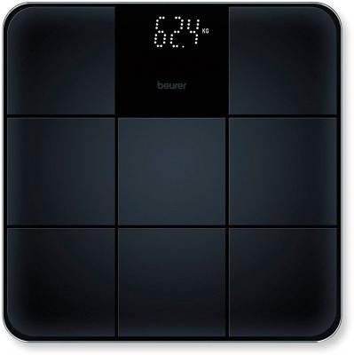 Весы напольные Beurer GS235 чёрный