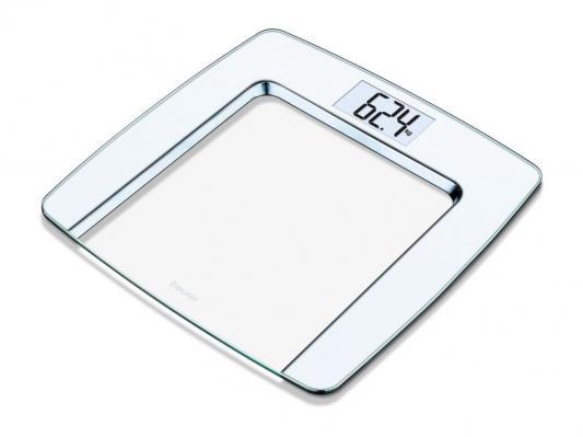 Весы напольные Beurer GS490 серебристый