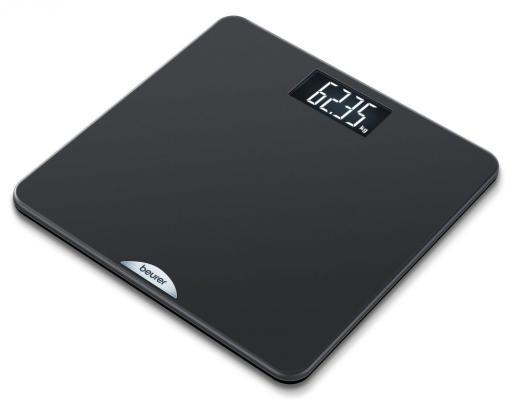 Фото - Весы напольные Beurer PS240 чёрный весы напольные beurer bf410 чёрный