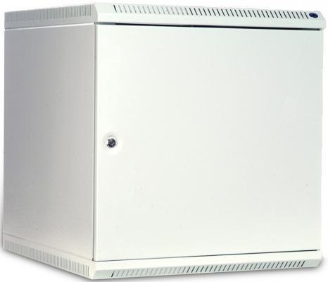 """все цены на Шкаф настенный ECOline 19"""" 12U 600x600 дверь стекло с металлической рамой слева и справа, цвет черный онлайн"""