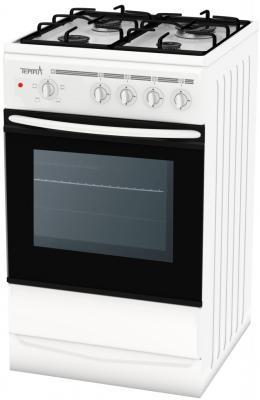 Газовая плита TERRA GE 5404 W белый