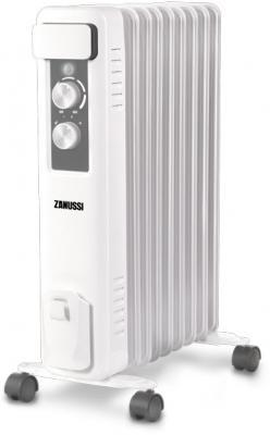 Масляный радиатор Zanussi Casa ZOH/CS-09W 2000 Вт термостат Регулировка температуры белый zanussi zba22421sa белый