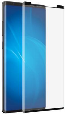 Закаленное стекло 3D с цветной рамкой (fullscreen) для Samsung Galaxy Note 9 DF sColor-53 (black) закаленное стекло с цветной рамкой fullscreen для samsung galaxy j3 2017 df scolor 20 black