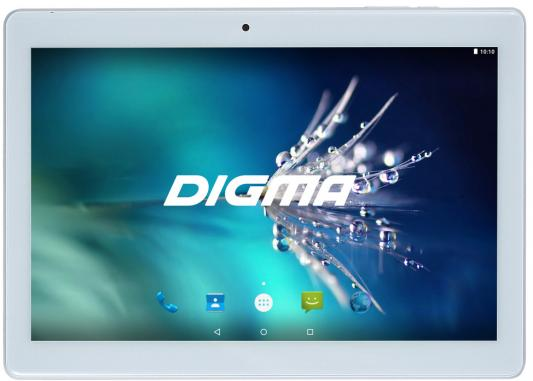 Планшет Digma Optima 1025N 4G 10.1&quot, 16Gb White Wi-Fi 3G Bluetooth LTE Android TS1190ML