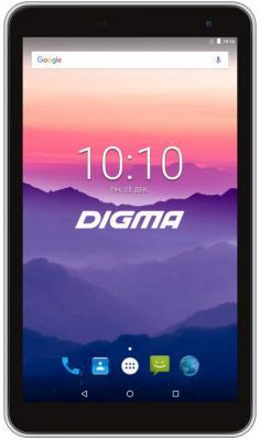 Планшет Digma Optima 7018N (TS7179ML) MTK8735V (1.0) / 2GB / 16GB / 7 1024x600 IPS / 3G / LTE / BT / GPS / 2Mp, 0.3 Mp / Android 7.0 (White)