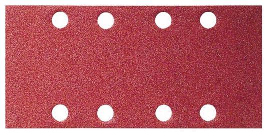 Bosch 2608605228 10 шлифлистов 93Х230 К120 Best for Wood+Paint 8 отв. bosch из 10 шлифлистов для виброшлифмашин 2609256a86