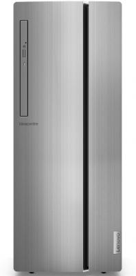 Lenovo Ideacentre 510-15ICB MT Intel Core i5 8400(2.8Ghz)/8192Mb/1000+128SSDGb/noDVD/Ext:nVidia GeForce GTX1050Ti(4096Mb)/war 1y/5.8kg/silver/W10 + БП 210Вт цена