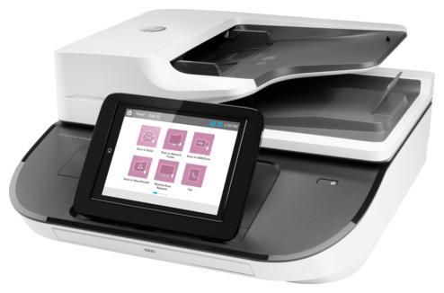 HP Digital Sender Flow 8500 Fn2 Scanner