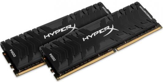 Kingston 16GB 4133MHz DDR4 CL19 DIMM (Kit of 2) XMP HyperX Predator dimm ddr4 16гб 4x4гб kingston hyperx predator xmp hx424c12pb2k4 16