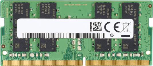 Оперативная память для ноутбука 16Gb (1x16Gb) PC4-21300 2666MHz DDR4 SO-DIMM CL19 HP 3TK84AA