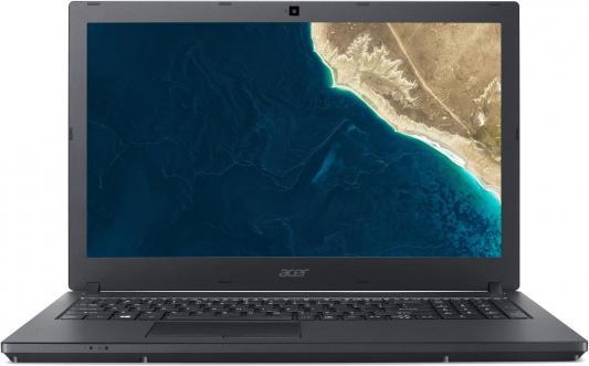 Ноутбук Acer TMP2510-G2-MG-5746 TravelMate 15.6'' FHD(1920x1080) nonGLARE/Intel Core i5-8250U 1.60GHz Quad/4GB/500GB/GF MX130 2GB/noDVD/WiFi/BT4.0/1.0MP/SDXC/4cell/2.10kg/Linux/1Y/BLACK